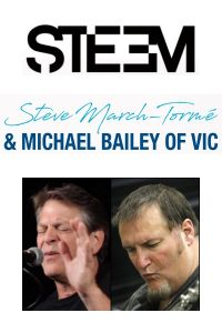 STEEM with Steve March Tormé and Michael Bailey